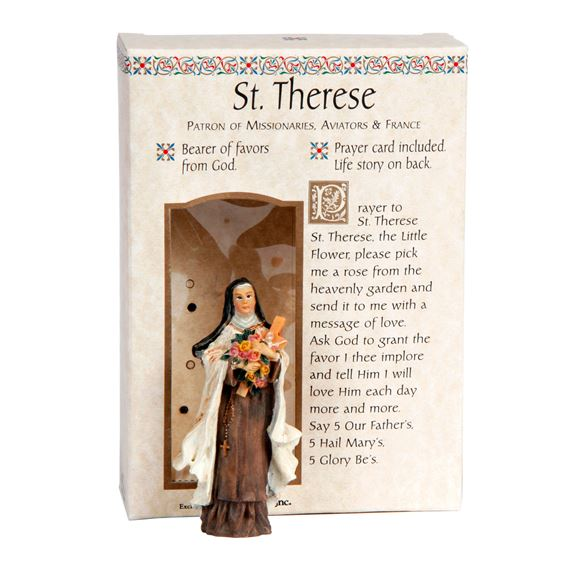 ST. THERESE GIFT SET