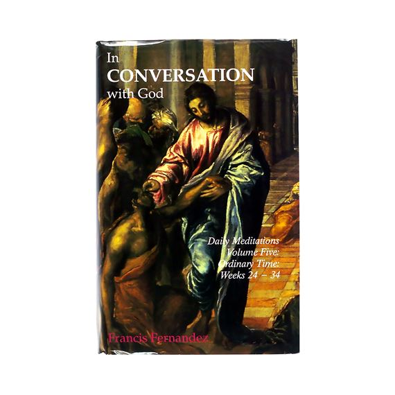IN CONVERSATION WITH GOD - VOL. 5: ORDINARY TIME