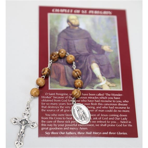 CHAPLET OF ST. PEREGRINE