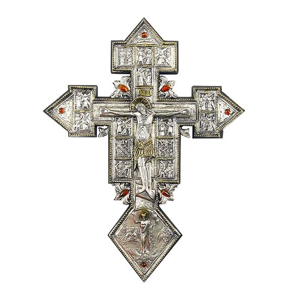STATIONS OF THE CROSS CRUCIFIX ICON