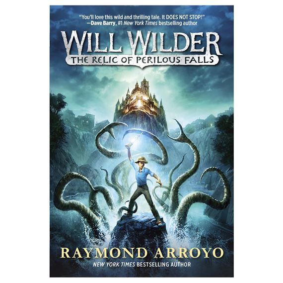 WILL WILDER: RELIC OF PERILOUS FALLS (PAPERBACK)