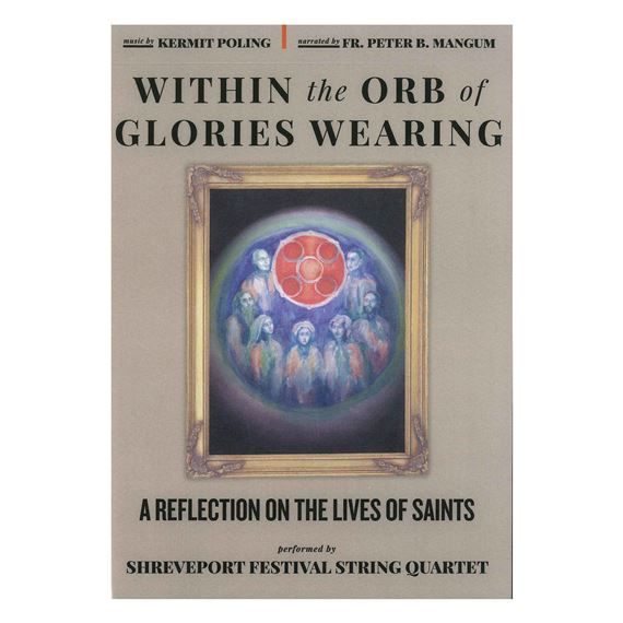 WITHIN THE ORB OF GLORIES WEARING - DVD