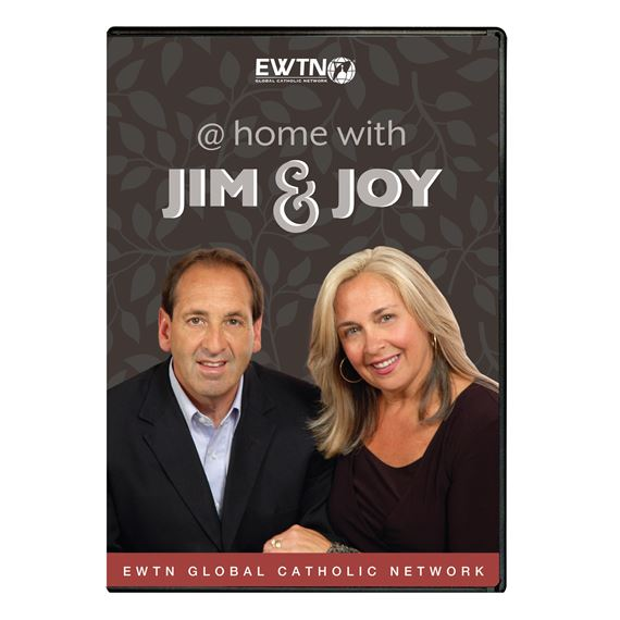 AT HOME WITH JIM AND JOY - AUGUST 31, 2018 DVD