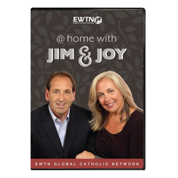 AT HOME WITH JIM AND JOY - MARCH 25, 2019