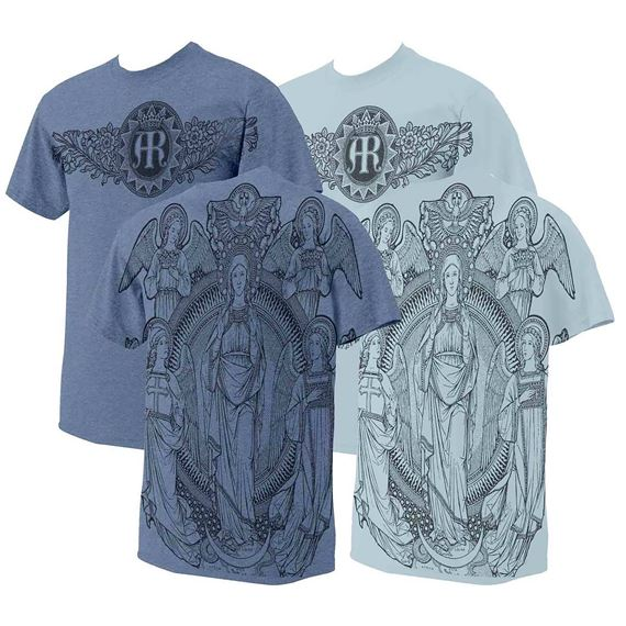 QUEEN OF HEAVEN T-SHIRT