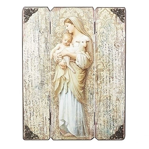 L'INNOCENCE DECORATIVE PANEL PLAQUE