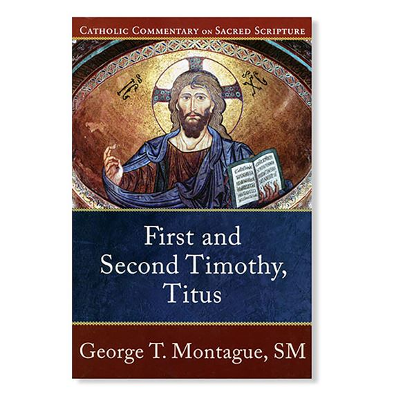 CATHOLIC COMMENTARY: 1st  & 2nd TIMOTHY, TITUS