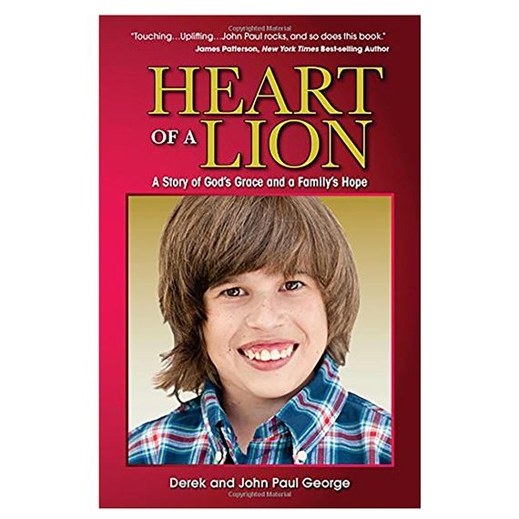 HEART OF A LION - 2ND EDITION