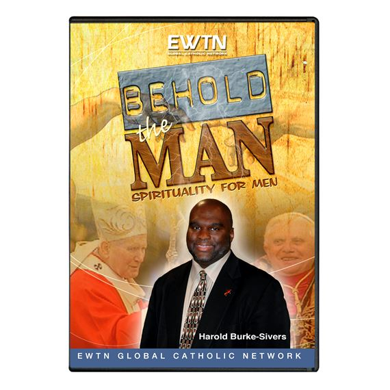 BEHOLD THE MAN - DVD