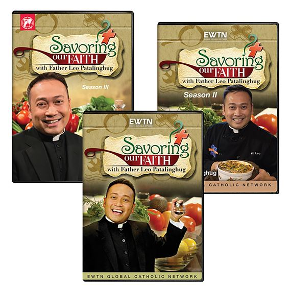 SAVORING OUR FAITH DVD SPECIAL