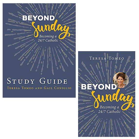 BEYOND SUNDAY BOOK AND STUDY GUIDE SET