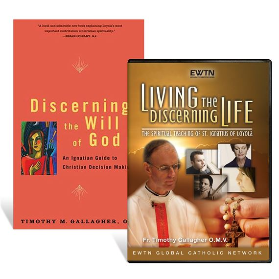 DISCERNING THE WILL OF GOD BOOK & DVD SET