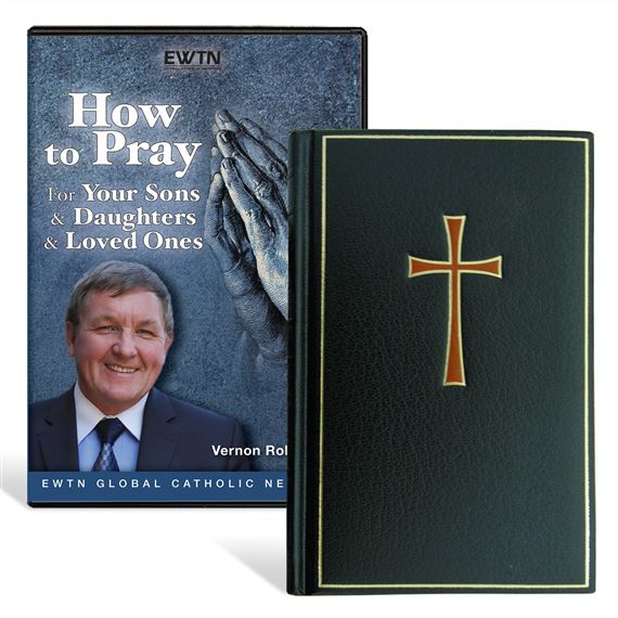 FAMILY PRAYER BOOK AND DVD SET