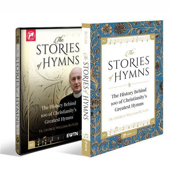 STORIES OF HYMNS BOOK AND DVD SET