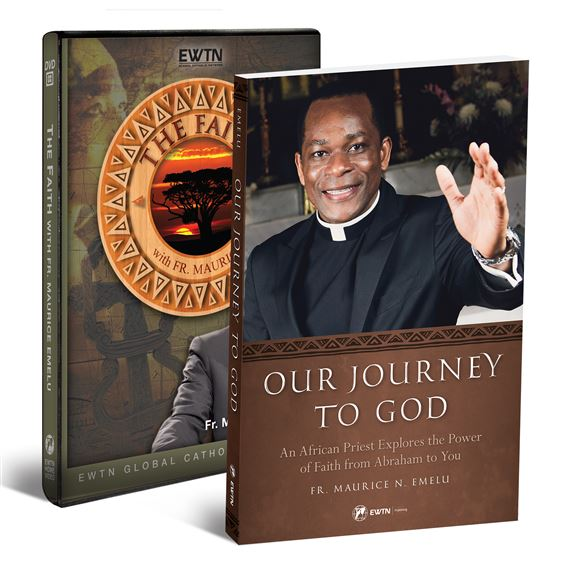 OUR JOURNEY TO GOD BOOK AND DVD SET