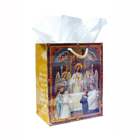 GIFT BAG - JESUS BREAD OF LIFE