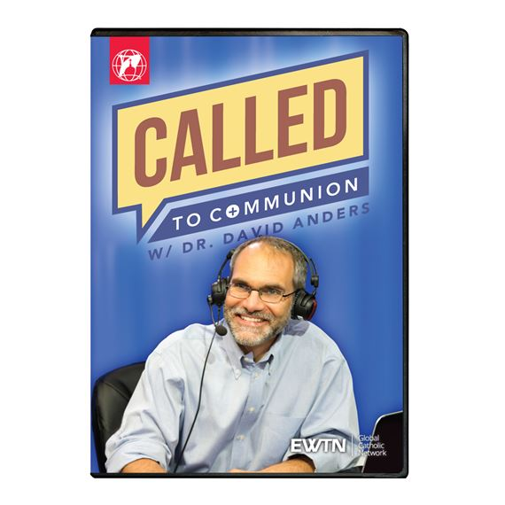 CALLED TO COMMUNION - NOVEMBER 29, 2018 DVD