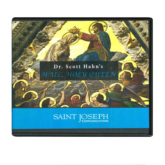 HAIL, HOLY QUEEN - AUDIO BOOK ON CD