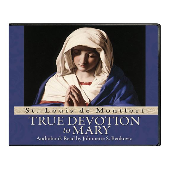 TRUE DEVOTION TO MARY - AUDIO CD