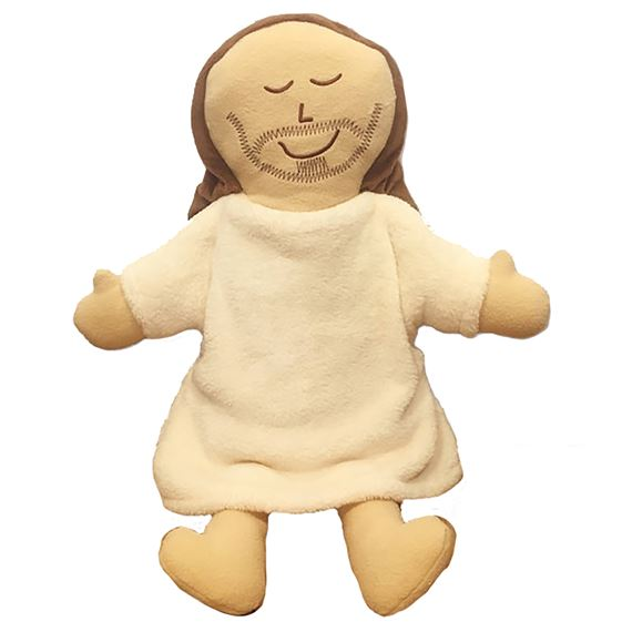 HUGS FROM HEAVEN JESUS DOLL - 21""