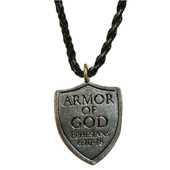 ARMOR OF GOD PENDANT