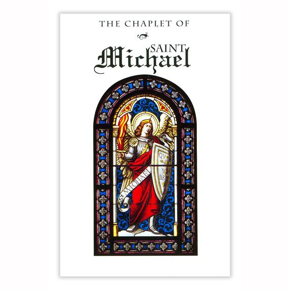 CHAPLET OF ST. MICHAEL BOOKLET