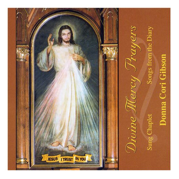 DIVINE MERCY PRAYERS - CD