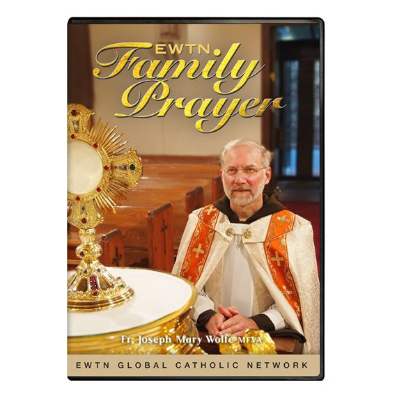 EWTN FAMILY PRAYER - DVD