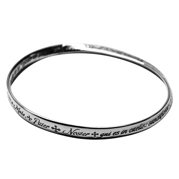 PATER NOSTER (OUR FATHER) - MOBIUS BRACELET