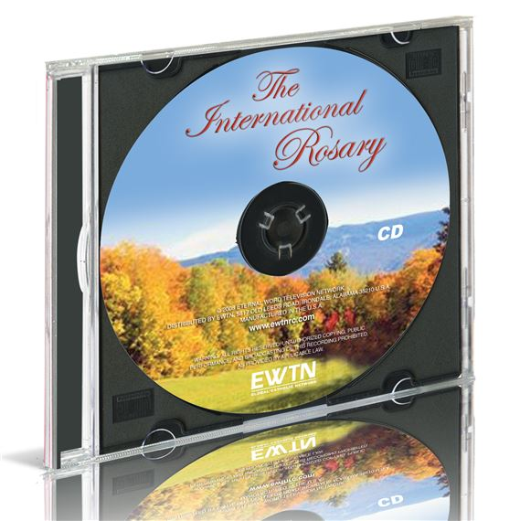 THE INTERNATIONAL HOLY ROSARY - CD