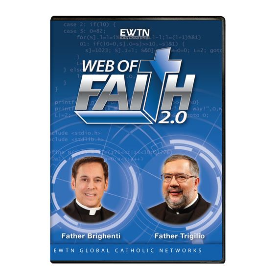 WEB OF FAITH 2.0 - LIVING THE CATHOLIC FAITH DVD