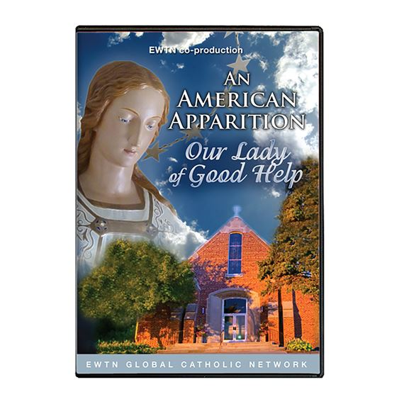 AN AMERICAN APPARITION: OUR LADY OF GOOD HELP  DVD