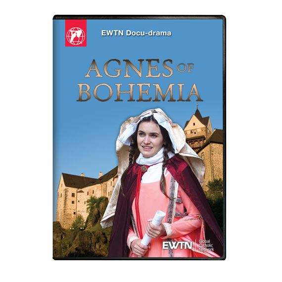 SAINT AGNES OF BOHEMIA DVD
