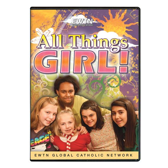 ALL THINGS GIRL - DVD
