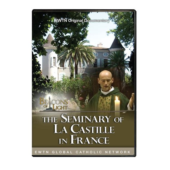 BEACONS OF LIGHT: SEMINARY OF LA CASTILLE - DVD