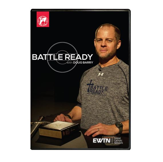 BATTLE READY DVD