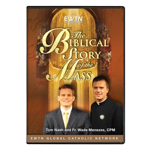 THE BIBLICAL STORY OF THE MASS - DVD