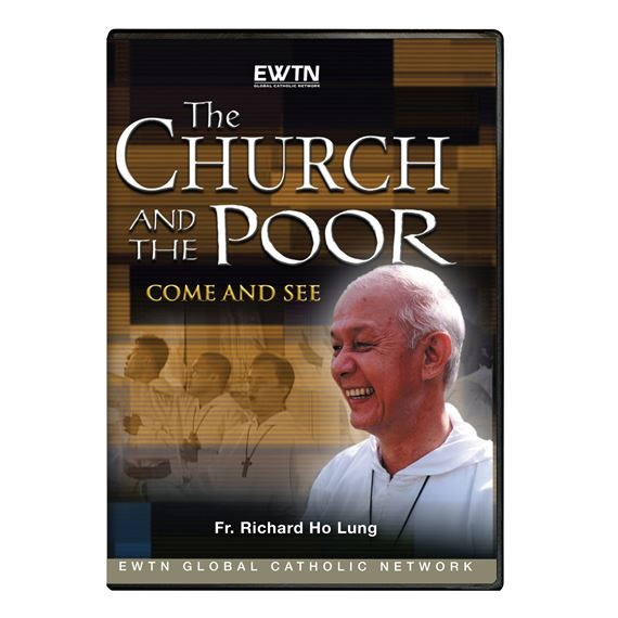 THE CHURCH AND THE POOR: COME AND SEE - DVD