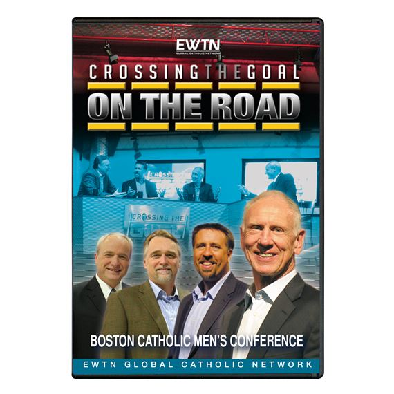 CROSSING THE GOAL: BOSTON ROAD SHOW - DVD