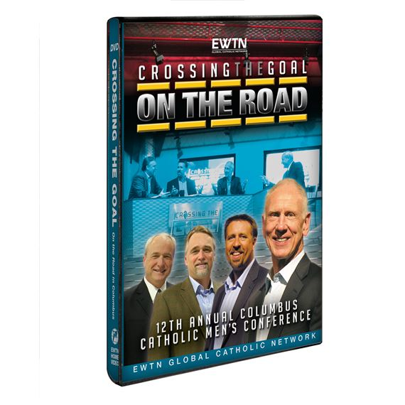 CROSSING THE GOAL: ON THE ROAD IN COLUMBUS - DVD