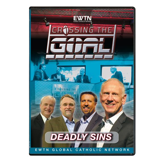 CROSSING THE GOAL: DEADLY SINS - DVD