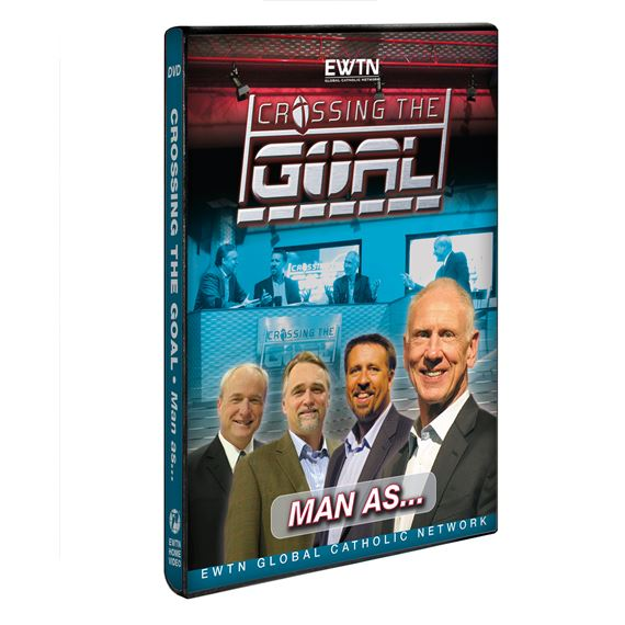 CROSSING THE GOAL: MAN AS... - DVD
