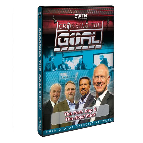 CROSSING THE GOAL: THE PORN TRAP - DVD