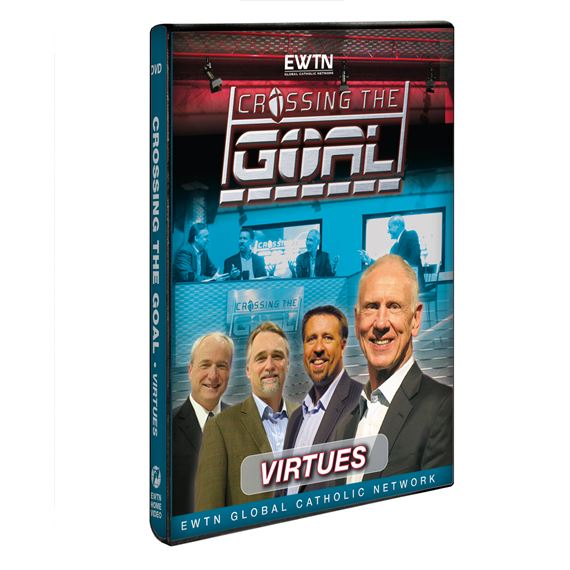 CROSSING THE GOAL: VIRTUES - DVD