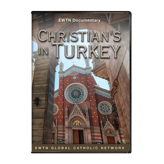 CHRISTIANS IN TURKEY DVD