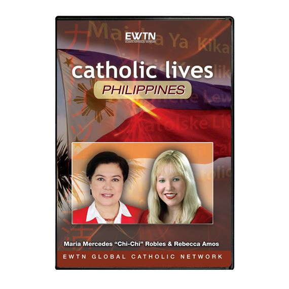 CATHOLIC LIVES PHILIPPINES - DVD