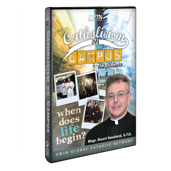 CATHOLICISM ON CAMPUS: THE STUDENTS - DVD