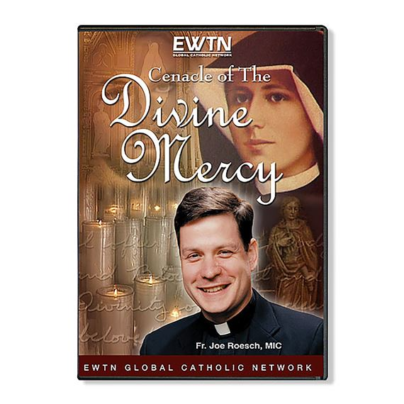 THE CENACLE OF DIVINE MERCY - DVD