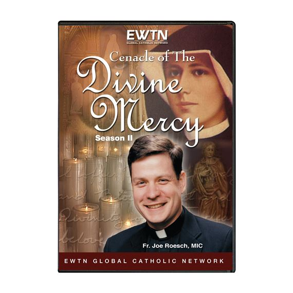 THE CENACLE OF DIVINE MERCY SEASON II  DVD