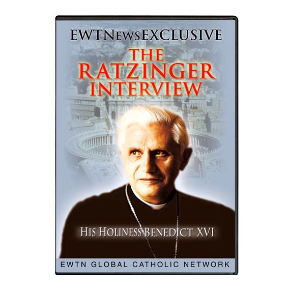 EWTN EXCLUSIVE: THE RATZINGER INTERVIEW  DVD